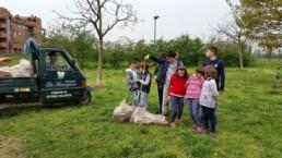 manutenzione gruppo bambini